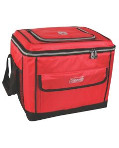 Coleman 40 Can Collapsible Cooler - Red Coleman-2000013739