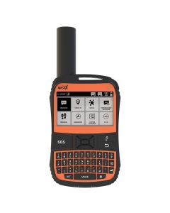 SPOT X 2-Way Satellite Messaging GPS Tracking & SOS Feature w/GEOS Qwerty Keyboard SPOT-X-SPOTX
