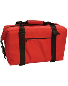 NorChill 12 Can Soft Sided Hot/Cold Cooler Bag - Red Nor-Chill-9000.4