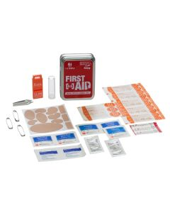 Adventure Medical Ultralight 5 First Aid Emergency Survival Kit Tin AM-0120-0203