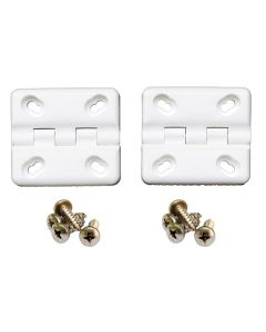 Cooler Shield Replacement Hinge f/Coleman & Rubbermaid Coolers - 2 Pack Cooler-Shield-CA76312