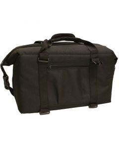 NorChill 12 Can Soft Sided Hot/Cold Cooler Bag - Black Nor-Chill-9000.42