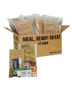 5ive Star Gear Deluxe Field Ready Rations MRE 5SG-4891000