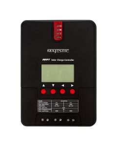 Majestic MPPT Solar Charge Controller - 20 Amp Majestic-SCCMPPT20