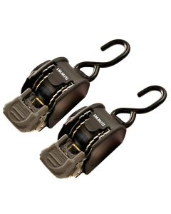 BoatBuckle Retractable Transom Tie-Down System - 1 x 72 BoatBuckle-F106877